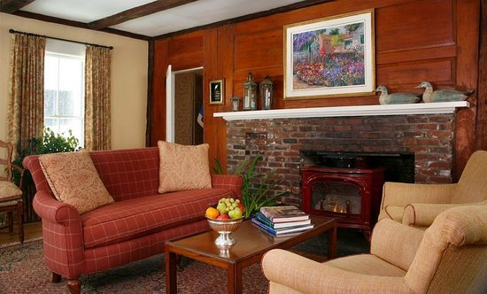 Sugar Hill Inn: Living Room