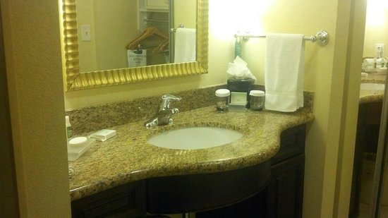 Homewood Suites by Hilton Lake Buena Vista-Orlando: Vanity