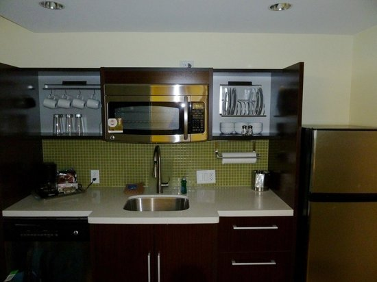 Home2 Suites by Hilton San Antonio-Downtown/Near the River Walk : Kitchenette 