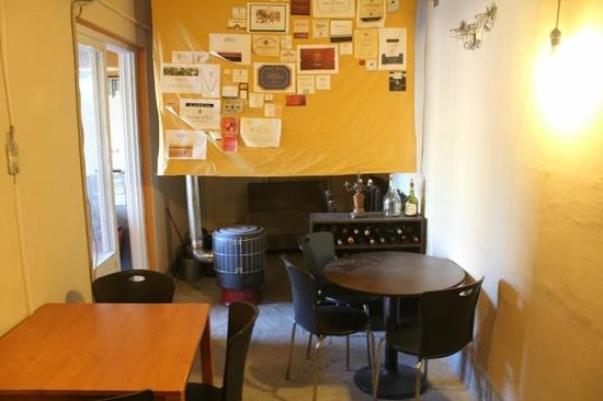 Nahbi Guest House for Backpackers: lounge