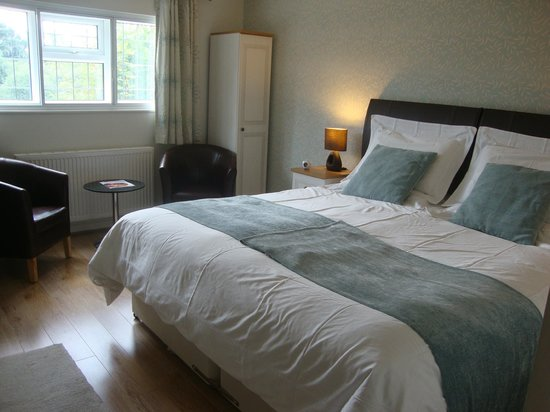 Canal View Bed and Breakfast: Double/Twin room as Double room