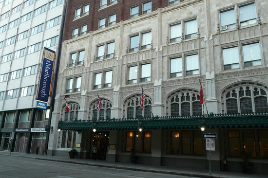 The Marlborough Hotel: Hotel exterior