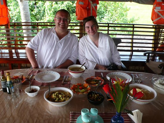 Kodianthara Heritage Home: Birthday Lunch