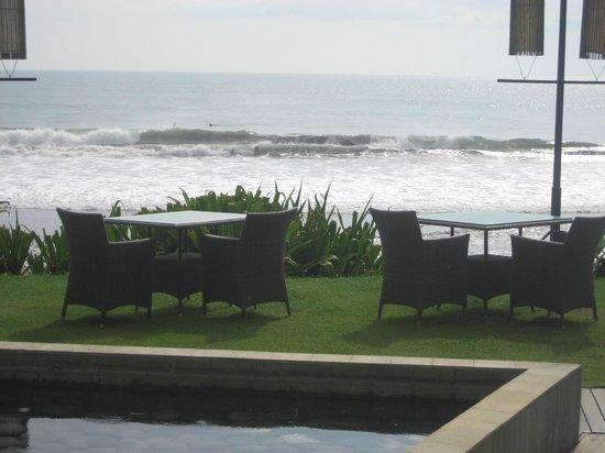 The Samaya Bali: Beachfront