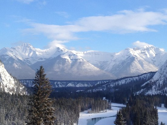 The Fairmont Banff Springs: Bow Valley