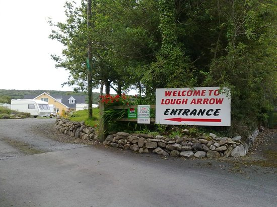 ‪Lough Arrow Touring Park‬