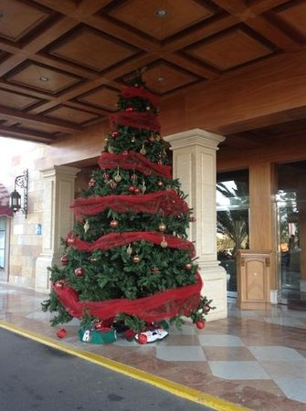 Sheraton Fuerteventura Beach, Golf & Spa Resort: christmas at sheraton fuerteventura