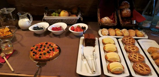 Sottovento Luxury Hospitality: Breakfast