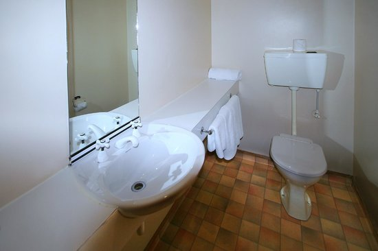 Melbourne Lodge Bed & Breakfast: lodge Ensuite bathroom