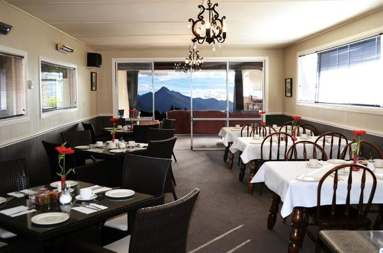 Melbourne Lodge Bed & Breakfast: Breakfast Dining Room
