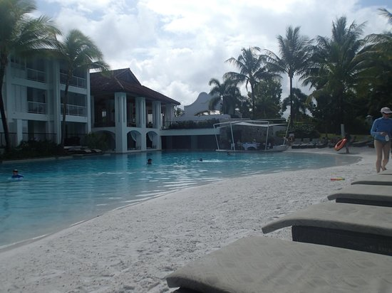 Peppers Beach Club Port Douglas: From the pool