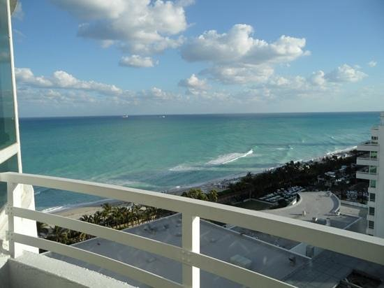 Fontainebleau Miami Beach: view from room