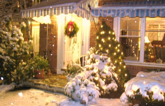 Berkshire Hills Motel : A Berkshire Winter Wonderland
