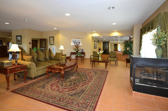 BEST WESTERN PLUS Park Inn : Lobby 