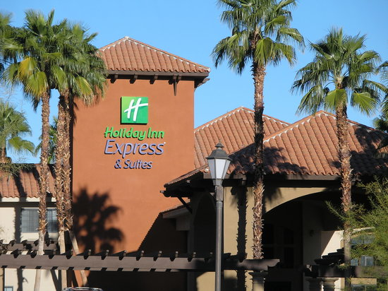 ‪Holiday Inn Express Hotel & Suites Rancho Mirage - Palm Spgs Area‬