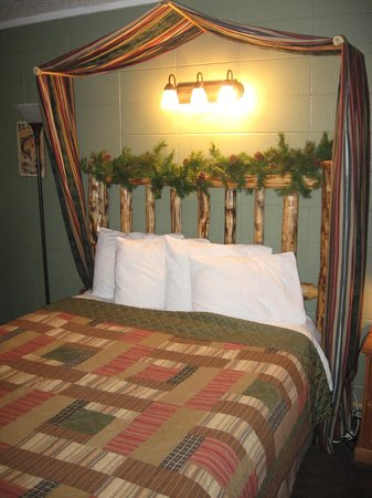 Moose Creek Inn: La camera