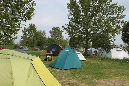 Aktiv Camping Neue Donau