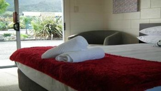 Coromandel TOP 10 Holiday Park: Coromandel TOP 10 Deluxe ensuite