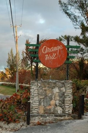 Orange Hill Beach Inn: home from home...