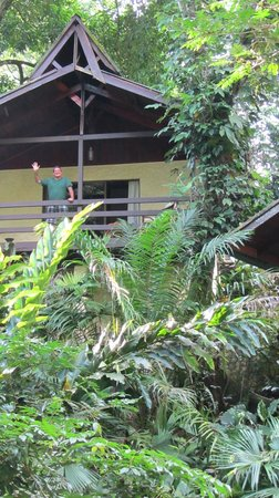 Byblos Resort & Casino: Bungalow #1 in the tree tops