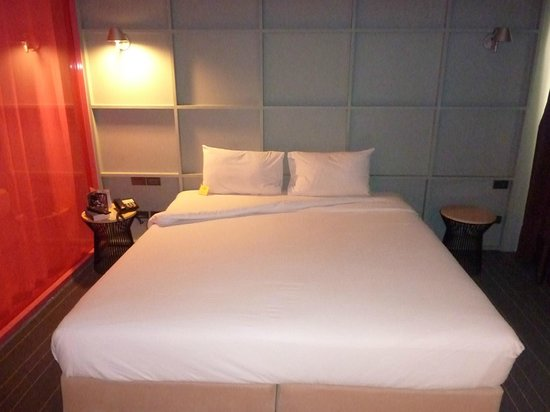 The Heritage Bangkok: The comfortable bed