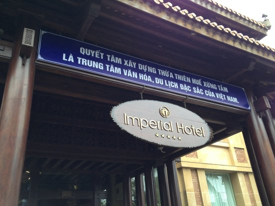 Thanh Xuan Hotel: Imperial Hotel