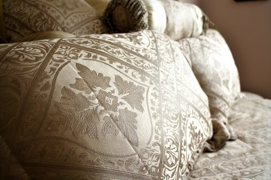 Eagle Rock Bed and Breakfast Chemainus: Luxury Linens