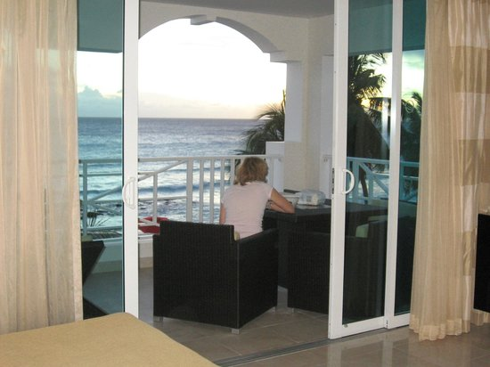 Ocean Two Resort & Residences: view from room