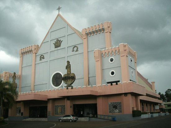 Tagum Philippines  city photo : Cathedral Tagum City, Davao del Norte Philippines Picture of Tagum ...