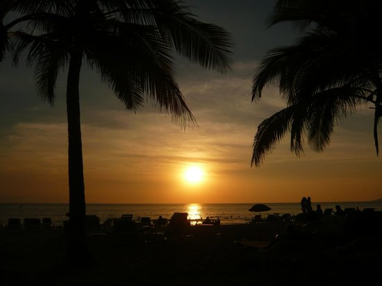ClubHotel RIU Jalisco: Sunset