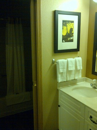 Extended Stay America - Seattle - Bothell - Canyon Park: Bathroom