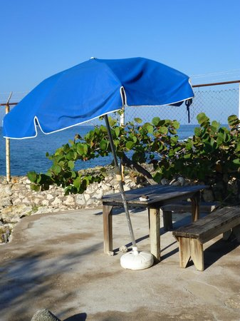 Jackie's on the Reef: Where we all eat breakfast together