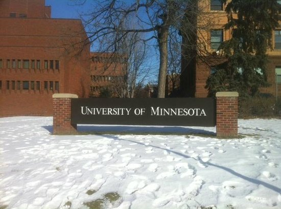 University of Minnesota  Home  Facebook