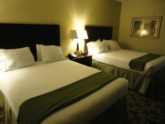 Holiday Inn Express Hotel &amp; Suites Port St. Lucie West: chambre
