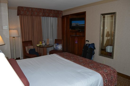 Harrah's Las Vegas: room at harrahs