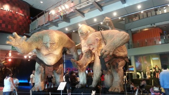 Photos of Museum of New Zealand (Te Papa Tongarewa), Wellington