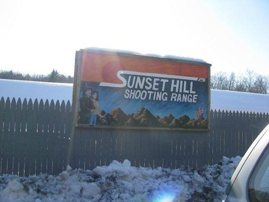Henryville, Pensilvanya: Sunset Hill Shooting Range