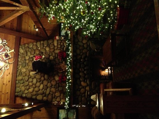 Sunnyside Restaurant and Lodge: Christmas at Sunnyside