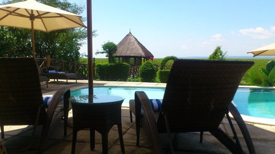 Picturesque view picture of impala eco lodge kisumu tripadvisor for Hotels in kisumu with swimming pools