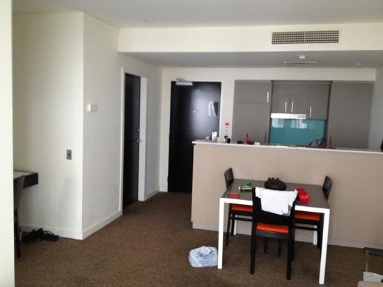 Adina Apartment Hotel Perth: Apartment