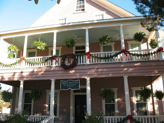 St. Marys, จอร์เจีย: Spencer House Inn Bed & Breakfast