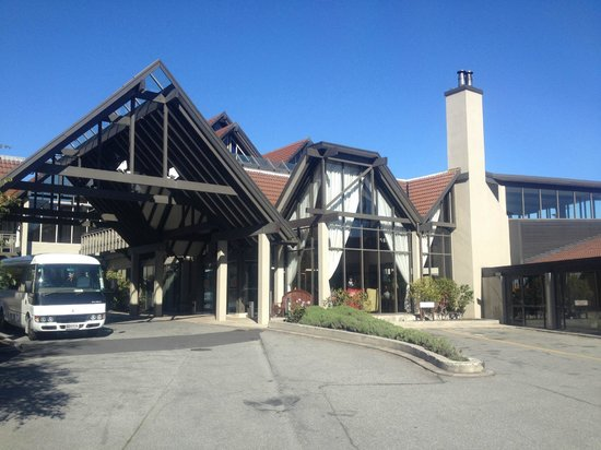 Copthorne Hotel & Apartments Queenstown Lakeview: esterno