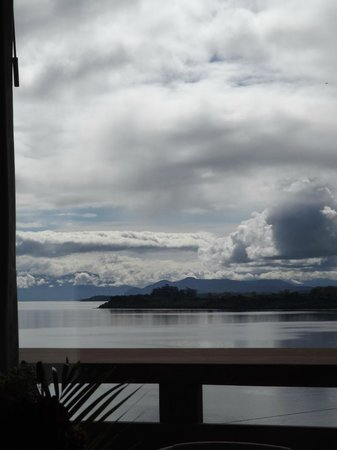 Hotel Cumbres Puerto Varas: Vista desde la habitacin
