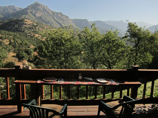 Residence Bellevue Guesthouse: Good morning, have breakfast and enjoy the view!