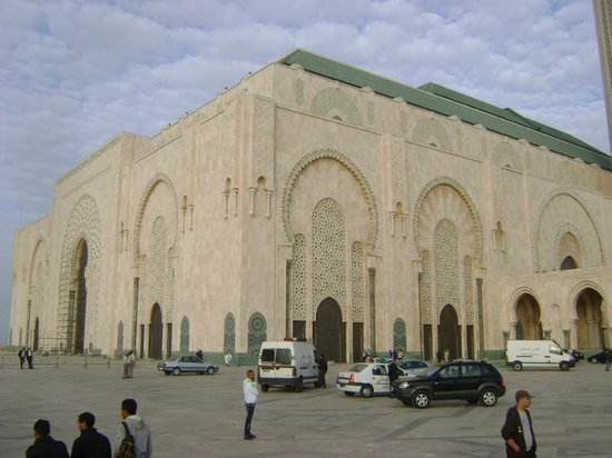 Mosqu e picture of hassan ii mosque casablanca for Mosquee hassan 2 architecture