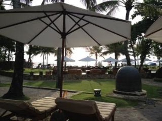 The Royal Beach Seminyak Bali - MGallery Collection: From Poolside Deck chair