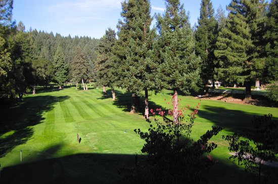 Meadowood Napa Valley: Golf Course