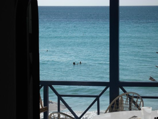 Negril Tree House Resort: View from Suite D