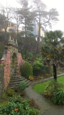 Portmeirion, UK: Village Gardens