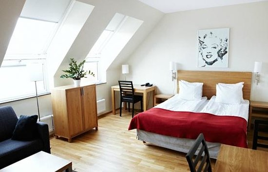 Lund, Sverige: Studio Superior Apartment